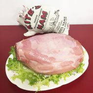 Kite's Whole Cooked Bone-in Ham